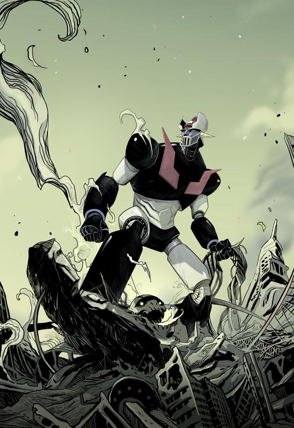 Sci Fi de la A a la Z – Mazinger Z