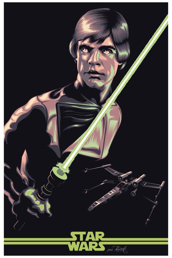 Sci Fi de la A a la Z – Luke Skywalker
