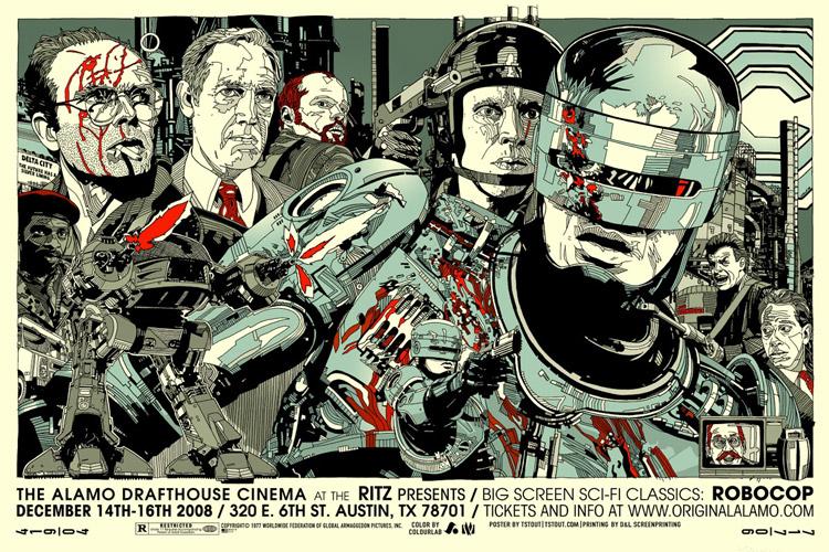 Sci Fi de la A a la Z – RoboCop