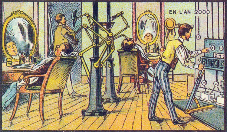 Exposición Universal de 1900, un futuro retro