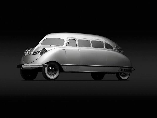 auto futurista